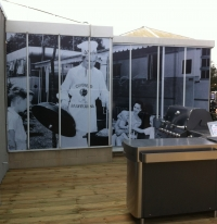 Bourne Valley Garden Centre - Weber Barbecue  Exhibit