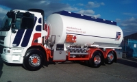 Fuel Oils Ltd - Fuel Tanker Livery