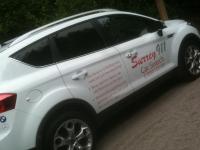 Surrey 911 - Ford Kuga Livery
