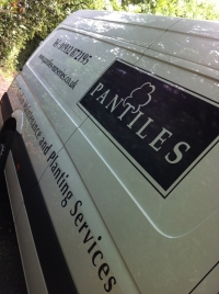 Pantiles Vehicle Livery