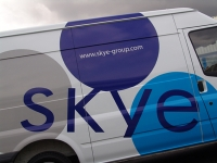 Skye IT - Vehicle livery