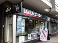 Mailbox Etc - Exterior Signage Esher