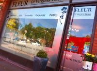 Fleur of Virginia Water - Window Decor