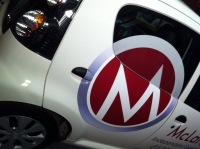 'Mclarens' Estate Agents Dorking - Vehicle livery