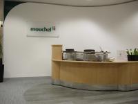 Mouchel - Acrylic Reception Plaque
