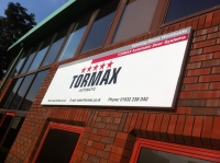 Tormax - Aluminium Sign Tray - Shepperton
