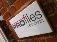 Profiles - Exterior sign tray