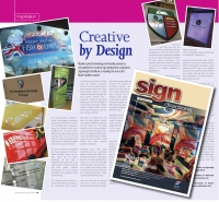 Signwright featured in Sign Directions Magazine...